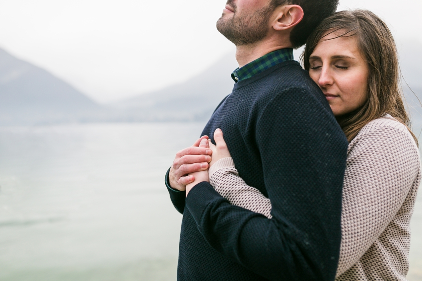 Photographe Mariage Lyon : love session à Annecy