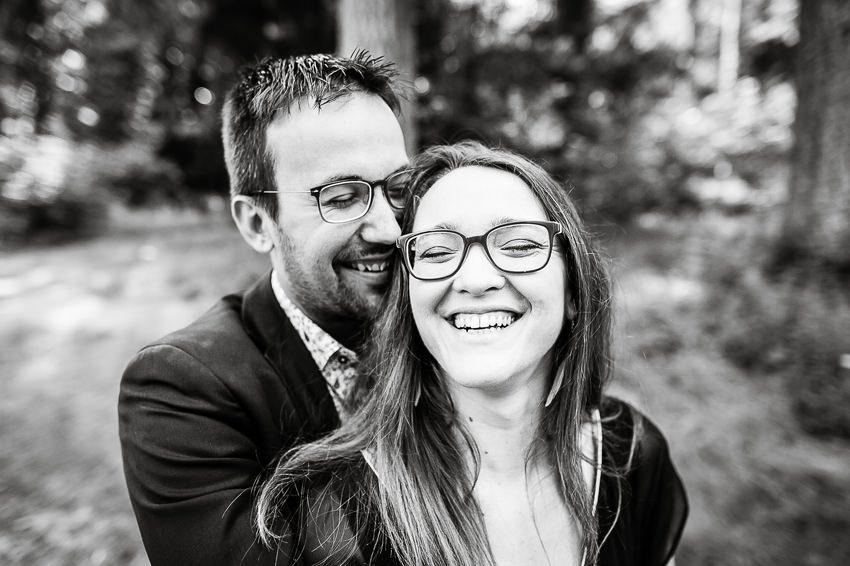 Photographe mariage en Bourgogne : séance d'engagement