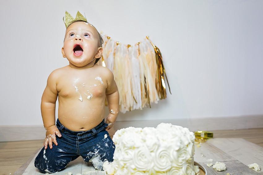Smash the cake à Macon